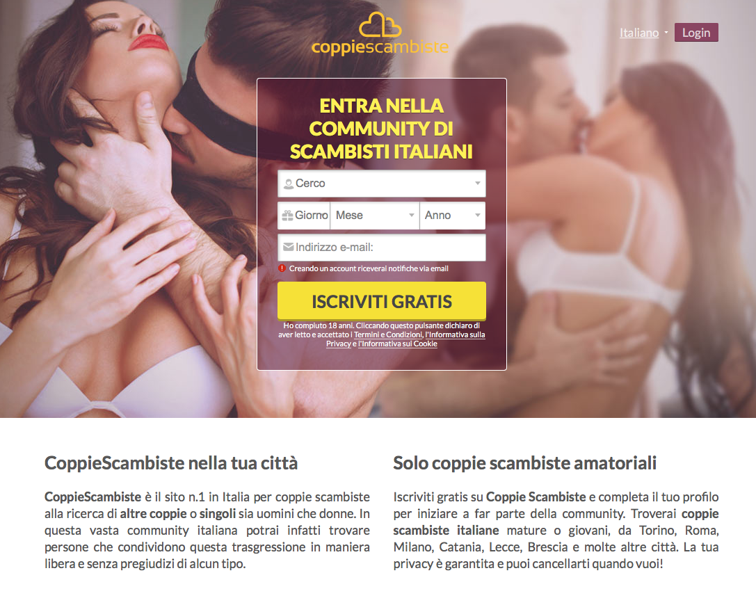siti x sesso donne webcam gratis